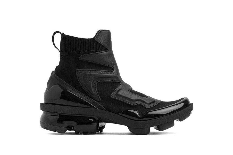 9ea805b41e56 Nike Air VaporMax Light II Black Khaki Boots