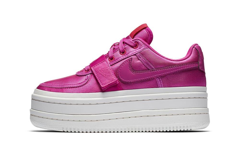 Nike Vandal 2K Hyper Magenta Pink Platform Sneaker  e26624c06