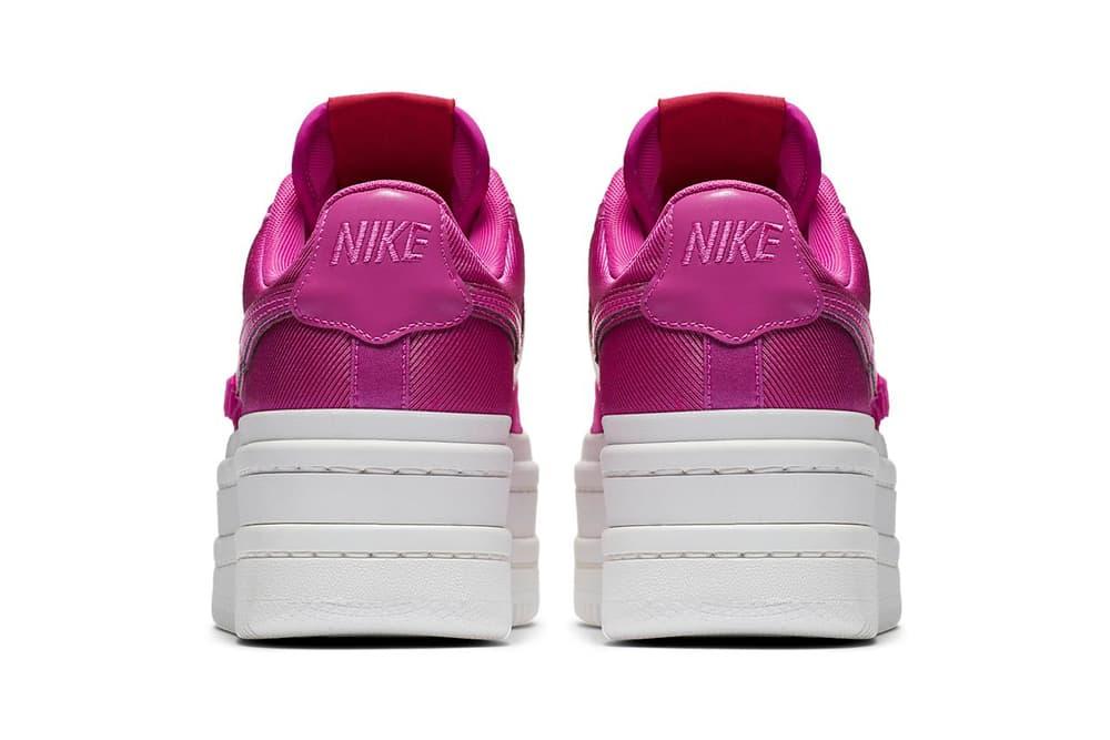 Nike Vandal 2K Hyper Magenta Pink Platform Sneakers