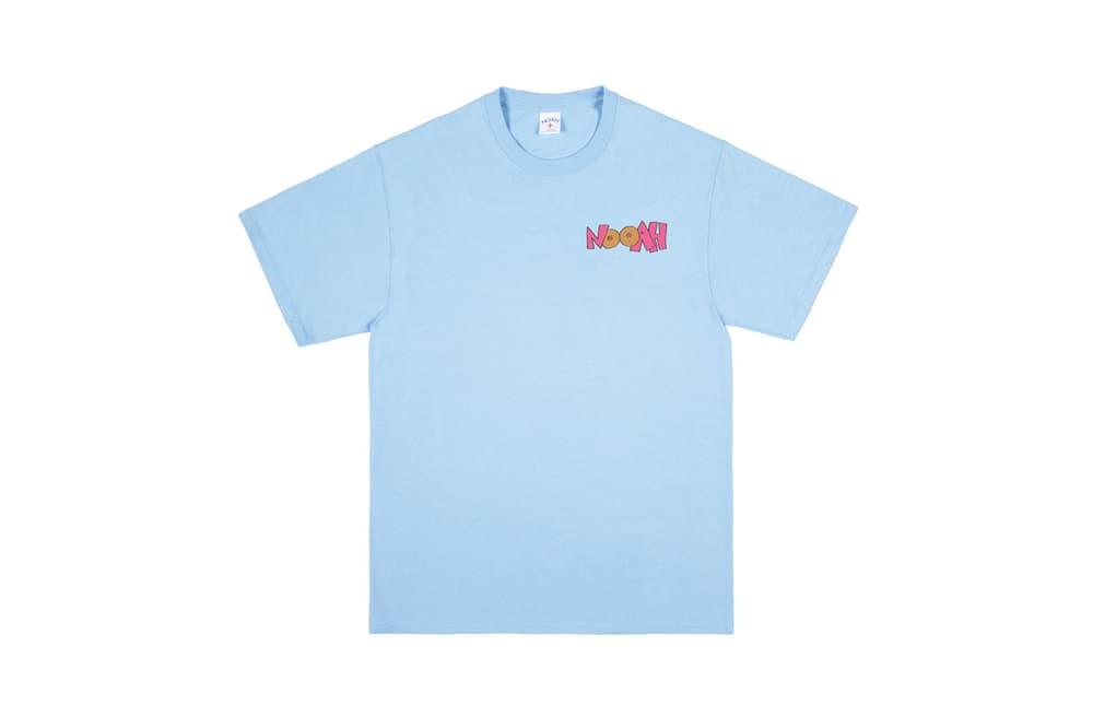 Noah Breast Cancer Awareness T-shirt Light Blue