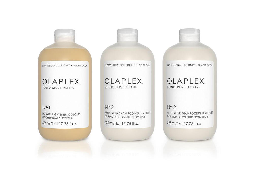 Olaplex Bleached Hair Dyed Hair Highlights Soft Hair Hack Healthy Color Product How To Take Care of Bleached Hair