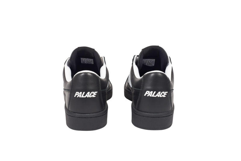 Palace x adidas Fall Winter 2018 Collaboration Black