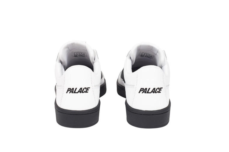Palace x adidas Fall Winter 2018 Collaboration White