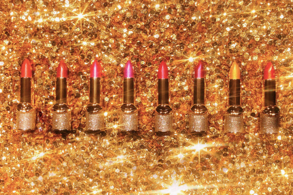 Pat McGrath Labs Opulence Collection Holiday 2018 BlitzTrance Lipstick