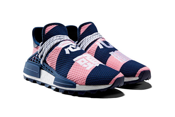 877e97d03ece7 Pharrell adidas Originals by Billionaire Boys Club Pack NMD Pink Purple