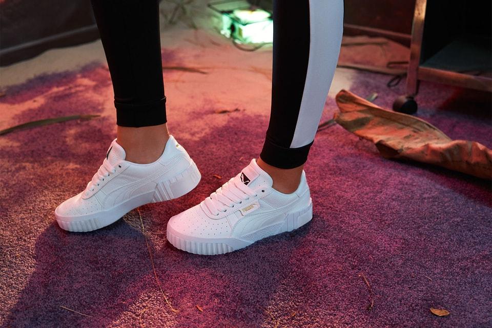 67c14627f94 PUMA Releases Women s Cali Sneaker Silhouette