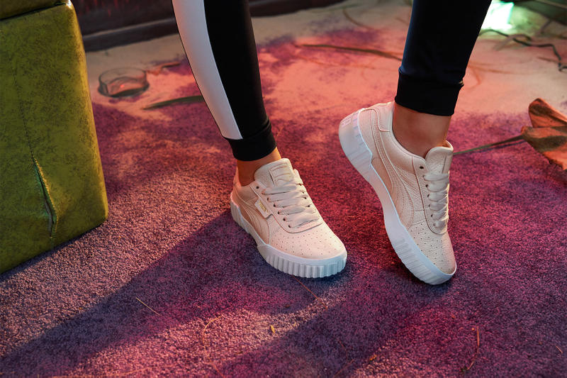 9df9252b925f49 PUMA Releases Women s Cali Sneaker Silhouette