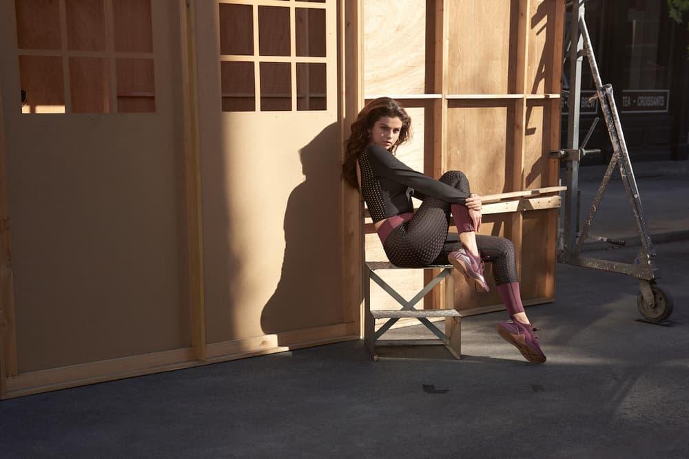 88e080a5e75c5d PUMA DEFY Luxe Sneaker Shoe Training Trainer Sporty Footwear Selena Gomez  Campaign