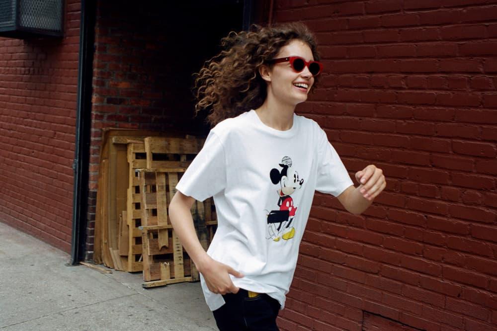 rag & bone x Disney Mickey Mouse Collection T-shirt White