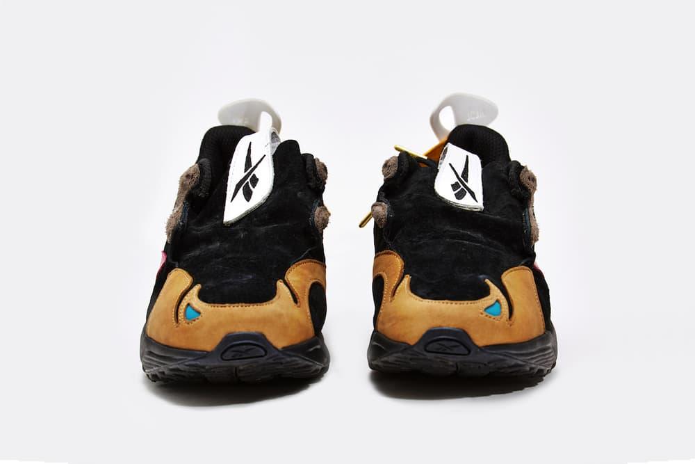 Pyer Moss x Reebok Daytona Experiment Sneaker Drop Release Date Shoe Collaboration Trainer