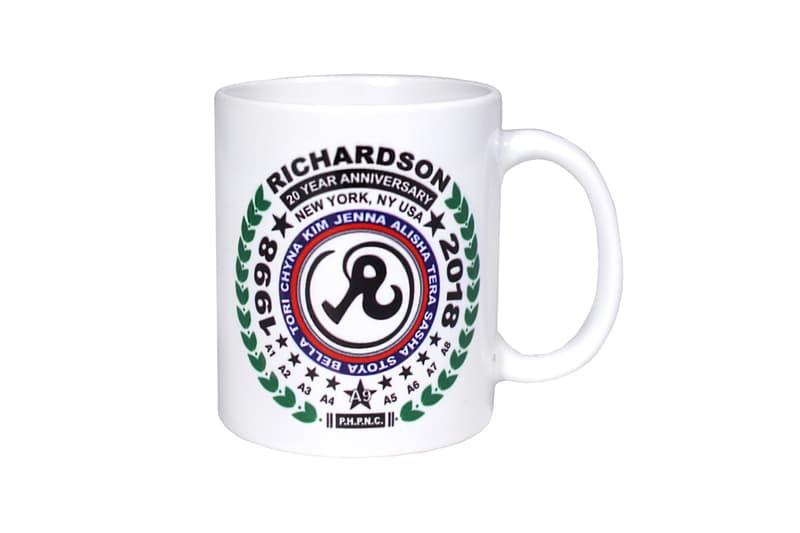 Richardson Magazine Capsule Collection A9 Mug White