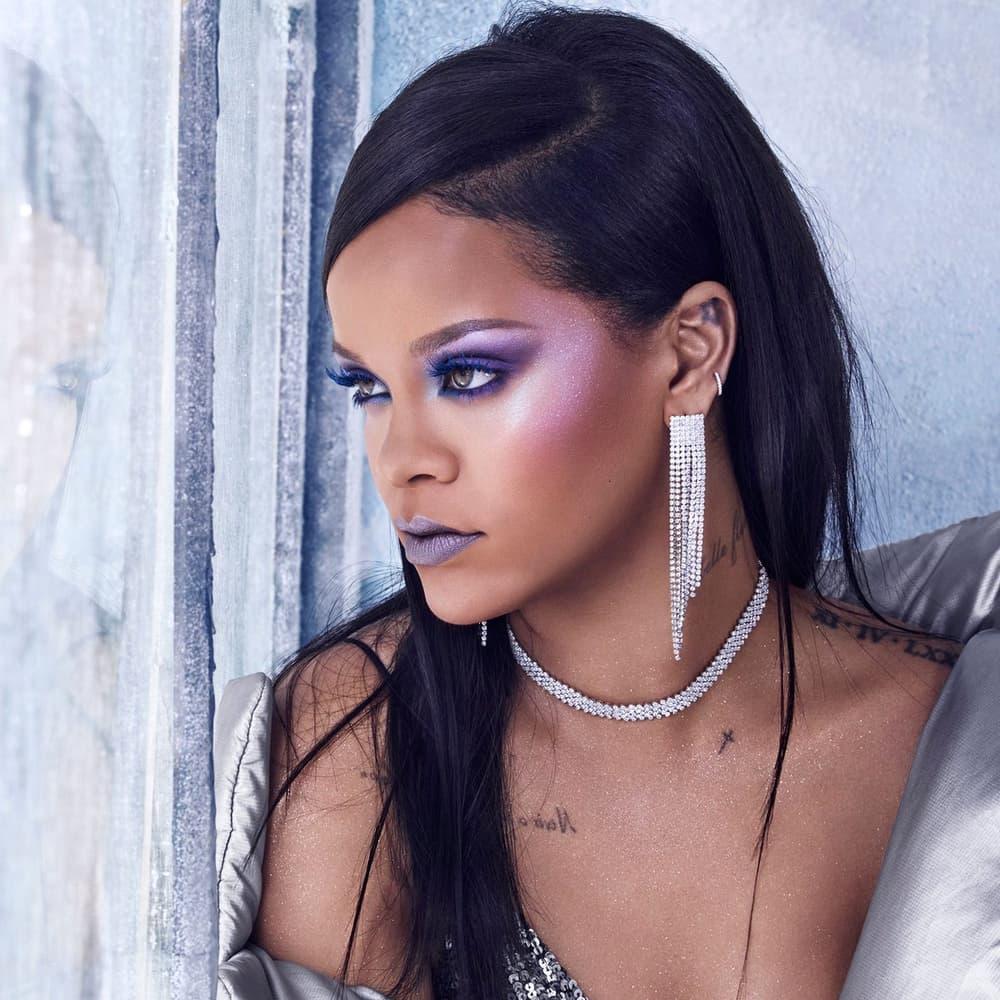 Rihanna Fenty Beauty Holiday 2018 Killawatt Foil Highlighter Palette Makeup Cosmetics Glitter Shimmer Chillowt