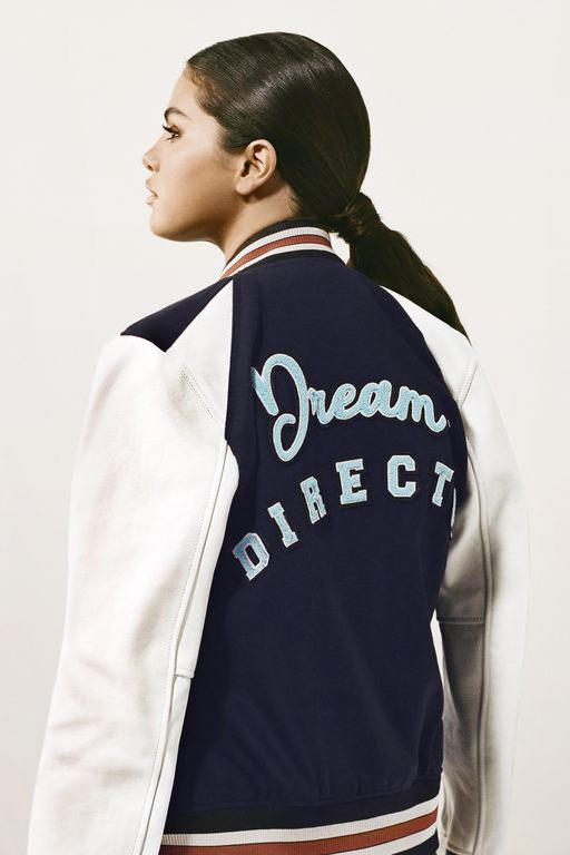 "The Coach Foundation ""Dream It Real"" Initiative Selena Gomez Michael B Jordan Charity Project Schools Education"