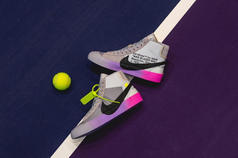 8bf49d98ec422 Buy Serena Williams Off-White x Nike Blazer