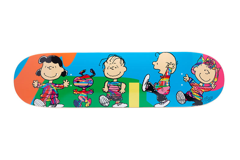 Browns Peanuts Collection Snoopy Tote Bag Skate Deck Pintrill Huf Notepad Corcicle Good Grief Charlie Brown Exhibition London Somerset House