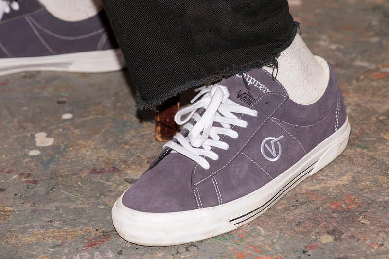 Supreme x Vans Sid Pro Fall Winter 2018 Collection Purple