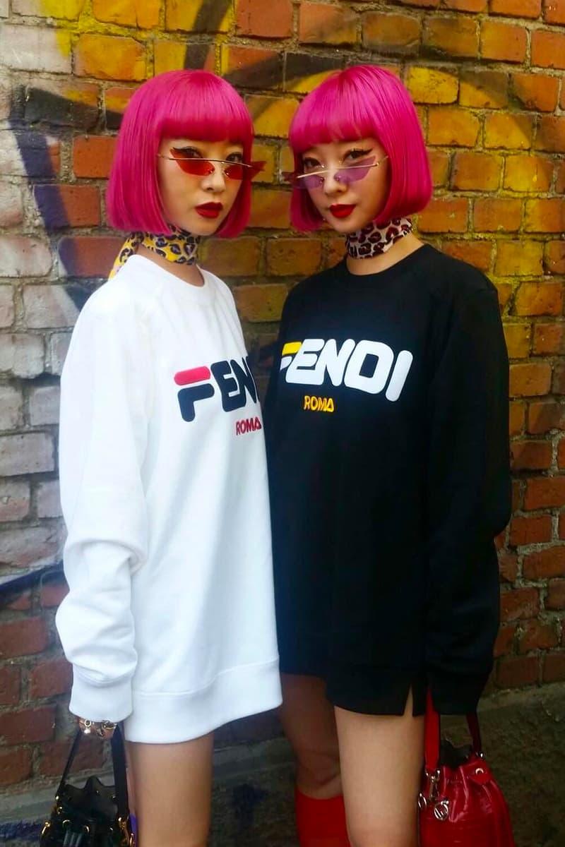 Fendi Ami Aya Sweaters Crewneck Sweatshirts White Black Yellow Red Blue Pink Hair