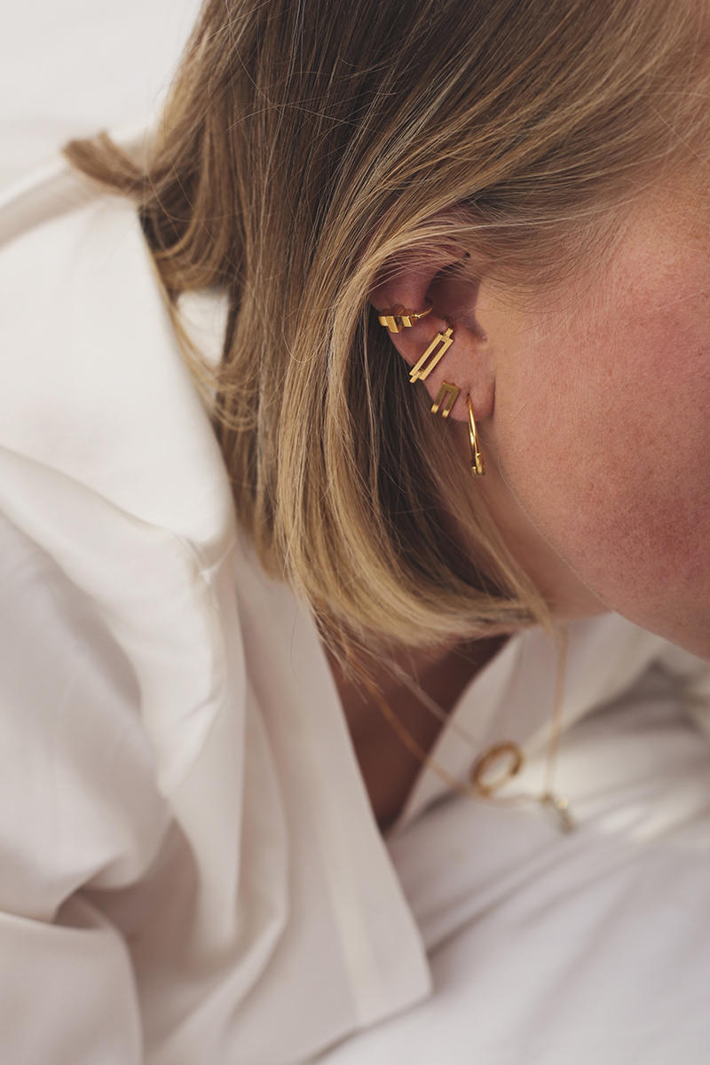 The Boyscouts Minimal Jewelry Constructed Collection