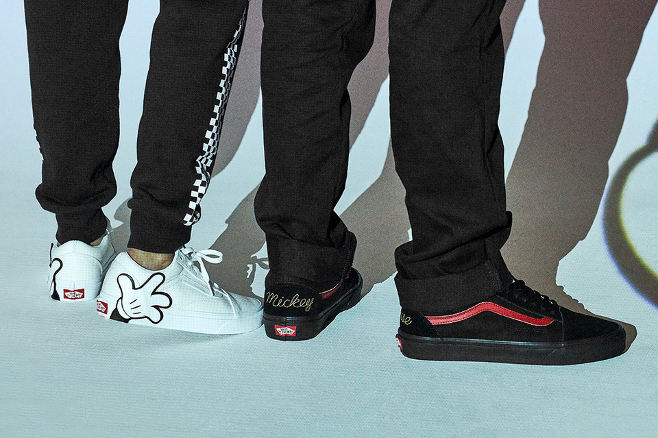 833d4c2f3fc3 Vans Celebrates Mickey Mouse s 90th Anniversary With an Exclusive Collection