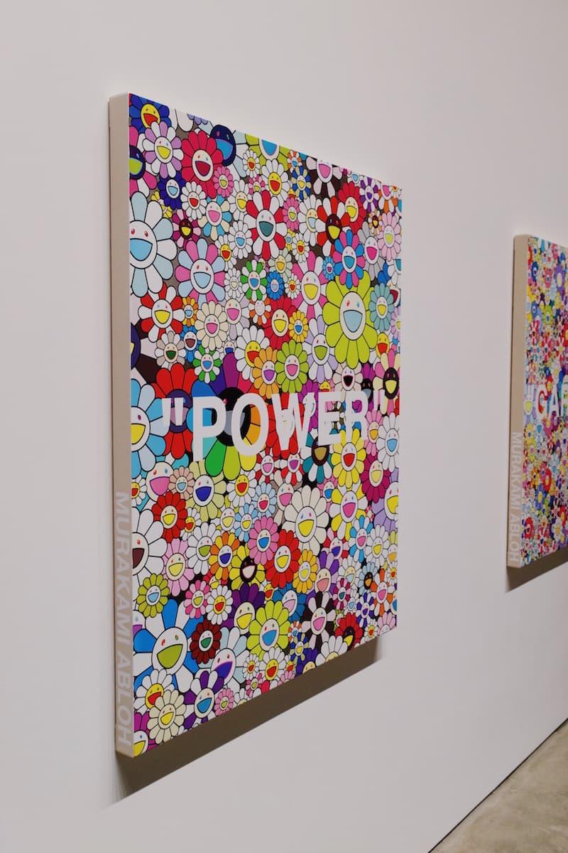Takashi Murakami Virgil Abloh AMERICA TOO Exhibition Art Work Sculpture Installation
