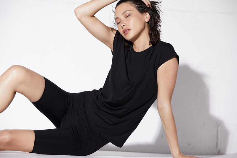 WONE Minimal Luxury Activewear Brand Interview Kristin Hildebrand Founder Nike