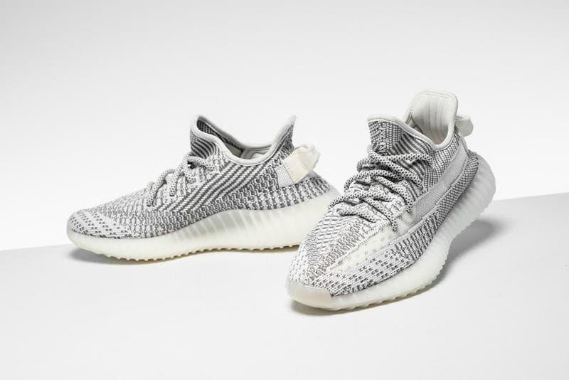 adidas Kanye West YEEZY BOOST 350 V2 Static White