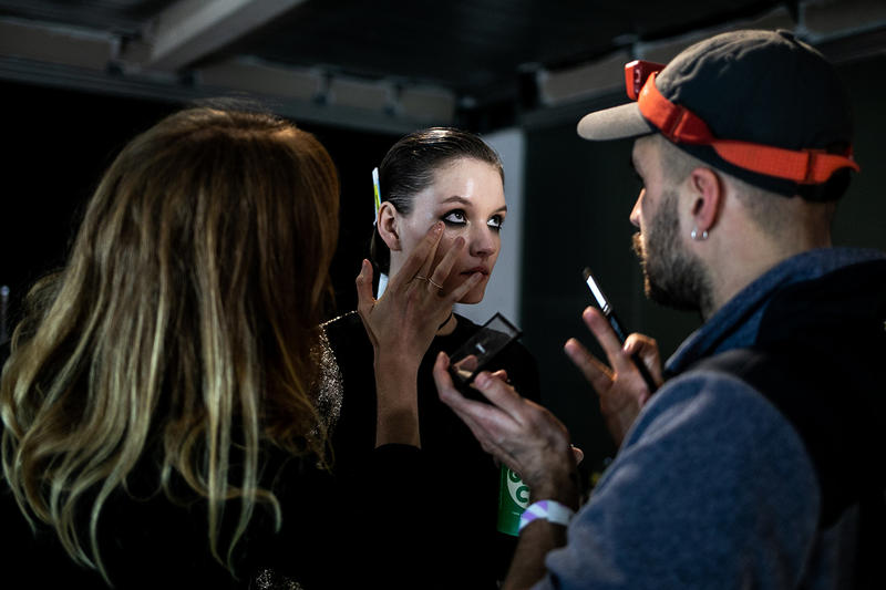 032c COSMIC WORKSHOP Collection Womenswear Maria Koch Interview Backstage Photos
