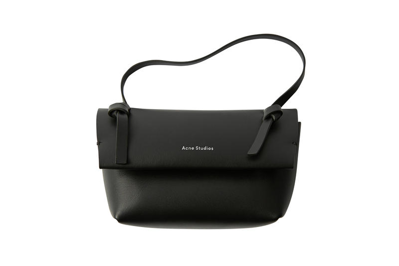 Acne Studios Mini Bag Black