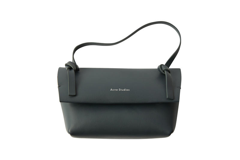 Acne Studios Mini Bag Blue