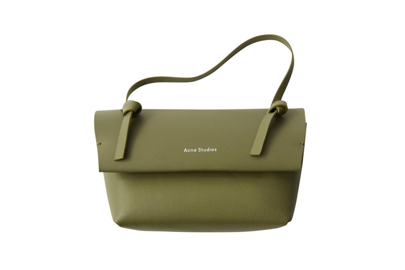 Acne Studios Mini Bag Green