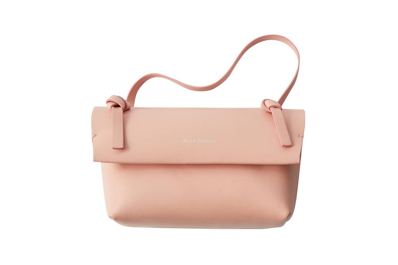 Acne Studios Mini Bag Pink