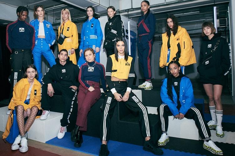 the latest 67cab cc8fd Olivia Oblanc Talks Us Through Her adidas Originals Collaboration    Presentation