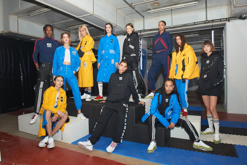 adidas Originals by Olivia Oblanc Presentation London