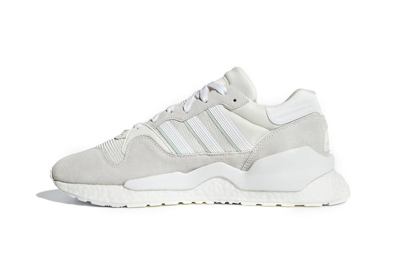 adidas Originals EQT x ZX Triple White Pack