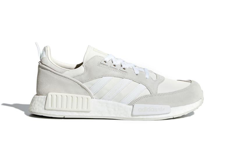 adidas Originals Boston R1 Triple White Pack