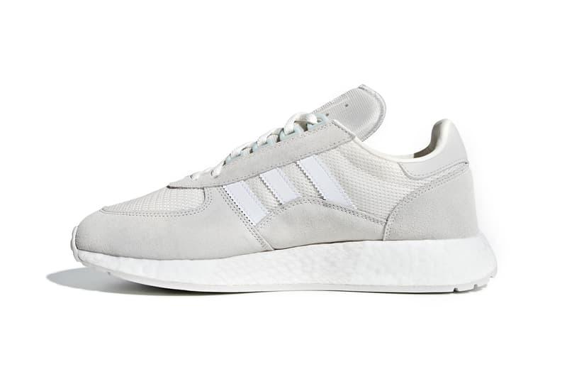 adidas Originals Marathon BOOST Triple White Pack