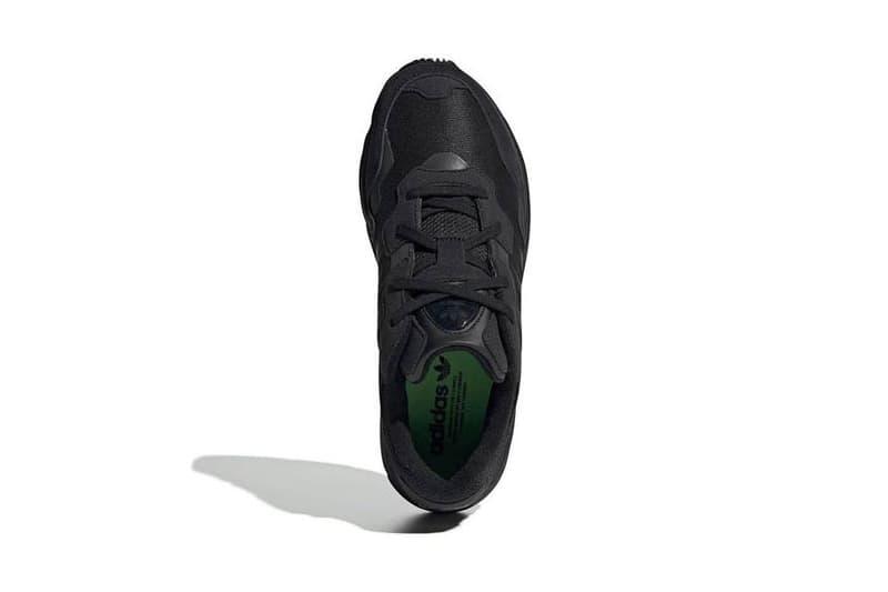 adidas Yung 96 Triple Black
