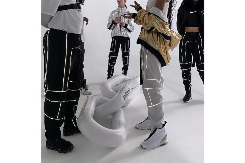 AMBUSH x Nike 3M Track Pants