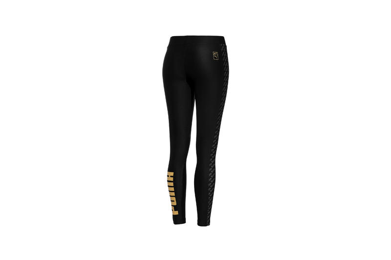 Barbie x PUMA Suede 50 Collaboration Collection Leggings Black
