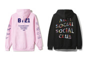 Take a First Look at Pieces From BT21 x Anti Social Social Club's Collaboration