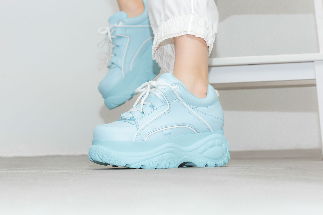 Buffalo London Platform Sneakers in