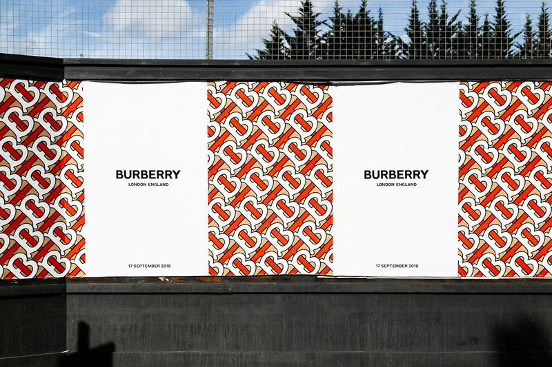Burberry Reveals 42% Rise In Profits This Year Riccardo Tisci Debut Creative Director