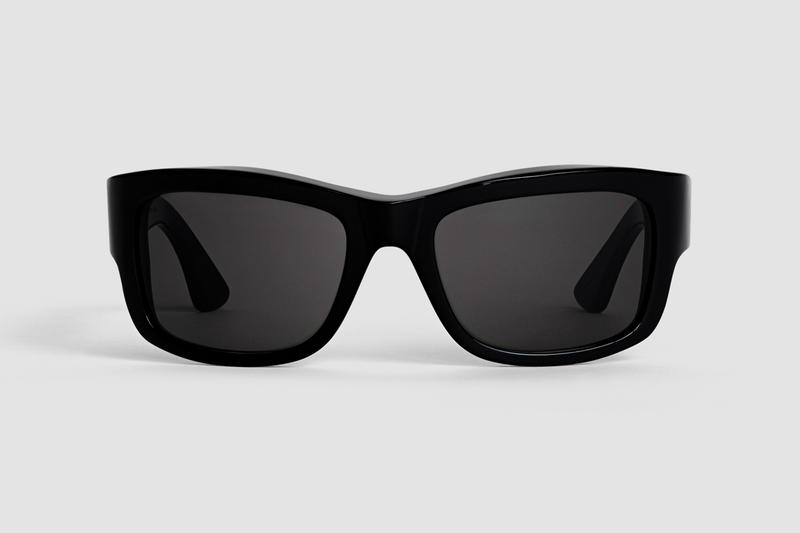 Celine Sunglasses Aviator Black