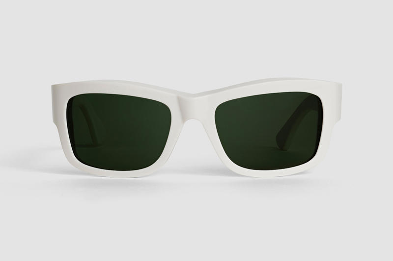 Celine Sunglasses Aviator White