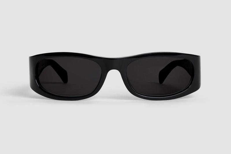 Celine Sunglasses Square Black