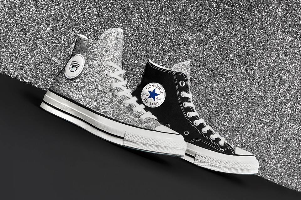 Chiara Ferragni x Converse Release Collection | HYPEBAE