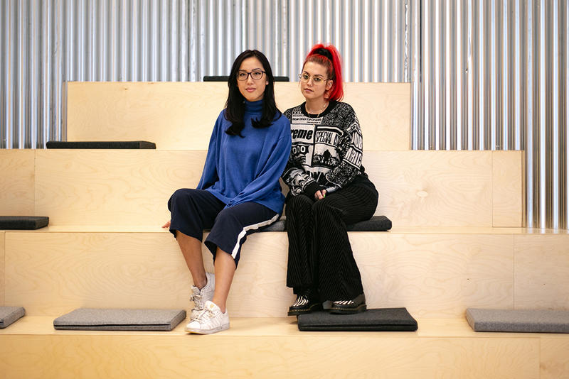 04c29822b Depop s Zoe Wong and Danielle Greco Break Down Their Experimental Career  Paths