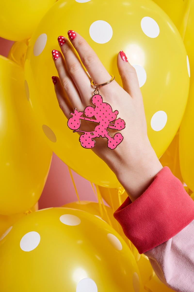 Disney x Karen Walker Mickey Mouse Collaboration Anniversary Minnie Mouse Capsule Collection Eyewear Apparel Cartoon Character