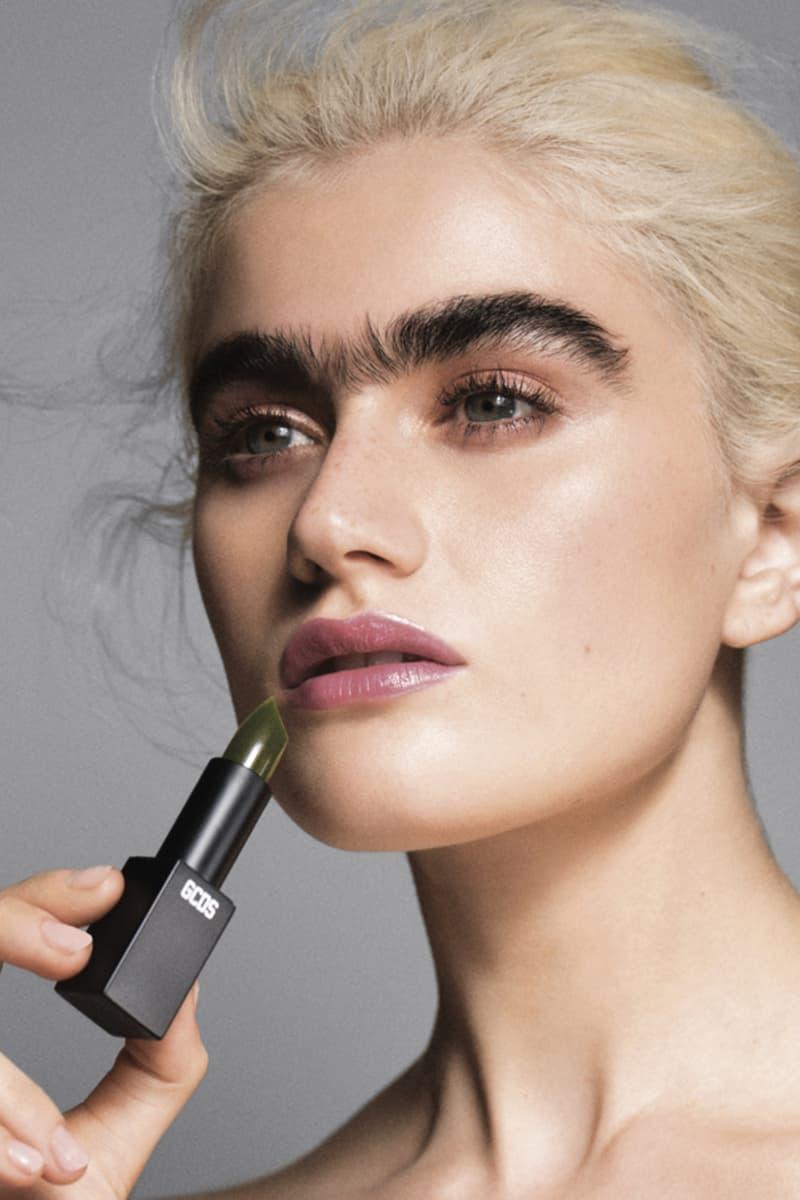 GCDS Streetwear Label Makeup Beauty Range Label Fashion Lipstick