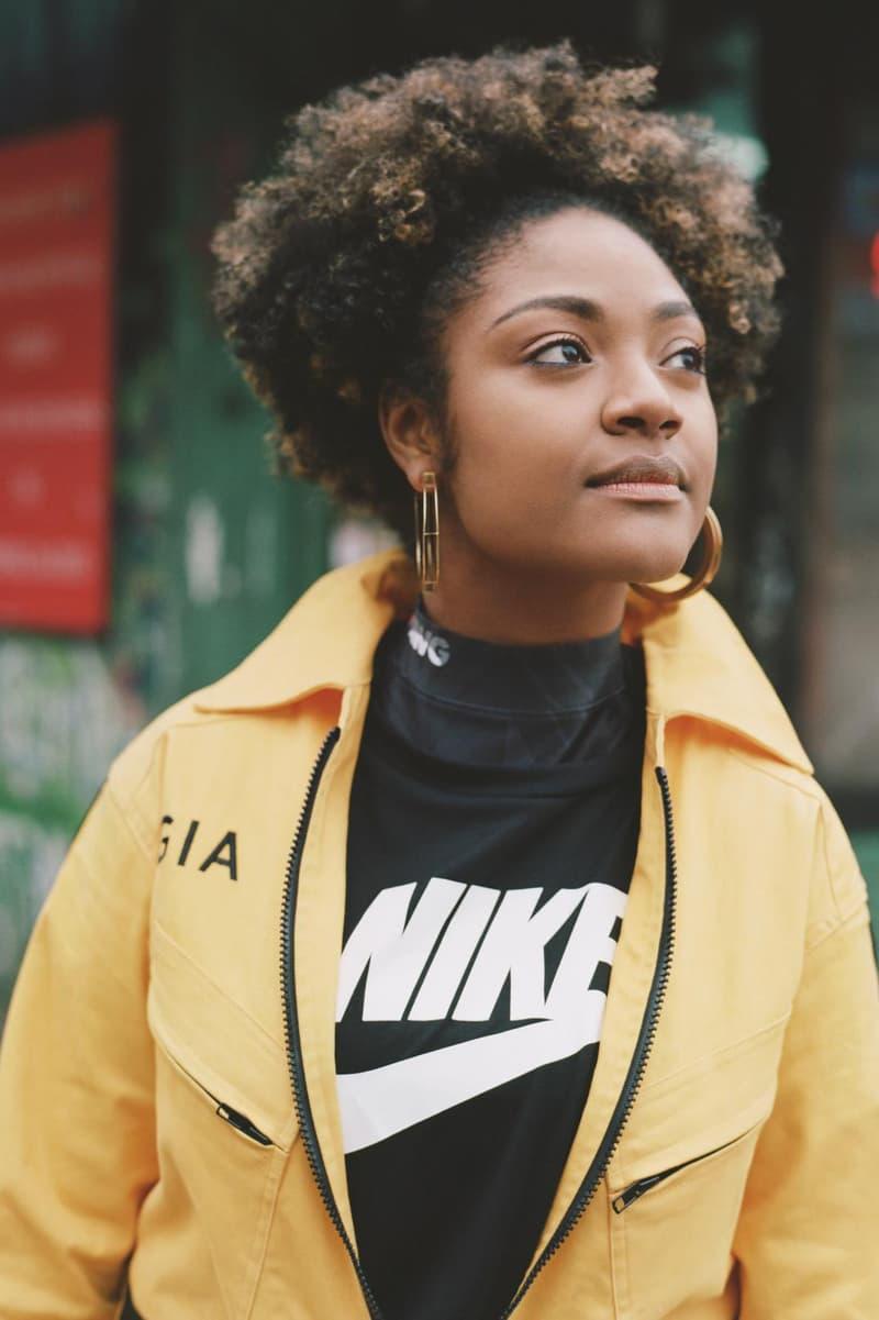Saraciea Fennell Nike Hoodie Black